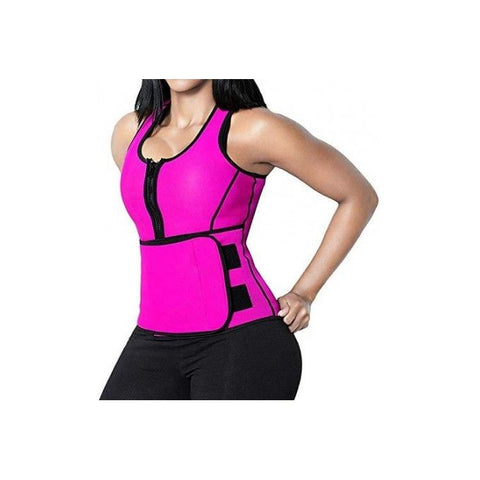 Body de sudation femme double face