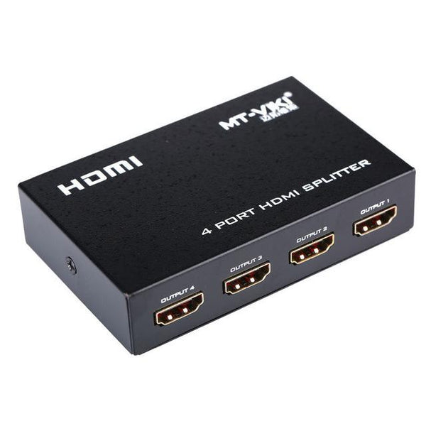 4 Port HDMI Splitter 1x4 HD Distributeur