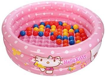Piscine 3 couches pour enfants - Hello Kitty