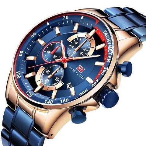 Mini Focus montre luxe MF0218G