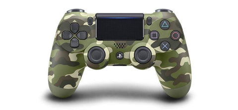Manette PS4 DualShock 4 Green Camo