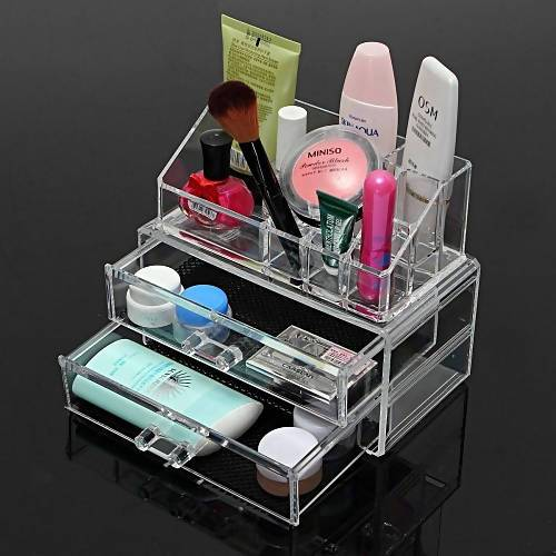 Box rangement Make up