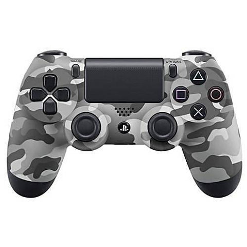 Manette PS4 Dual Shock 4 - urban camouflage