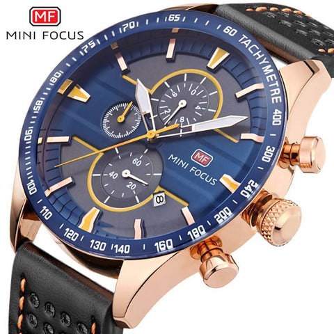 Mini Focus Montre De Luxe MF0002G