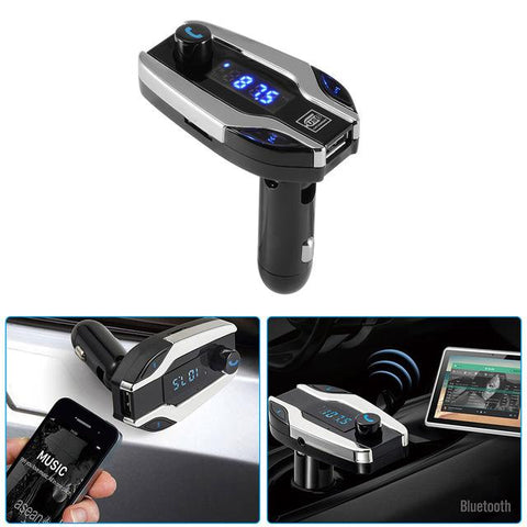 X7 Kit voiture Bluetooth  MP3-FM-USB SD