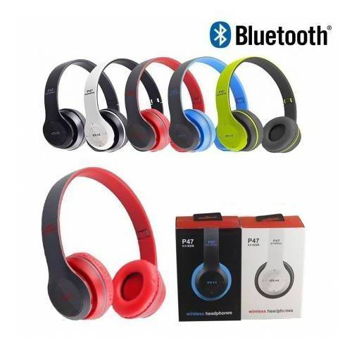 P47 Casque Bluetooth Mains Libres