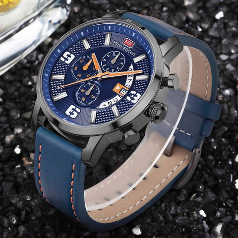 Mini Focus montre luxe MF0025G