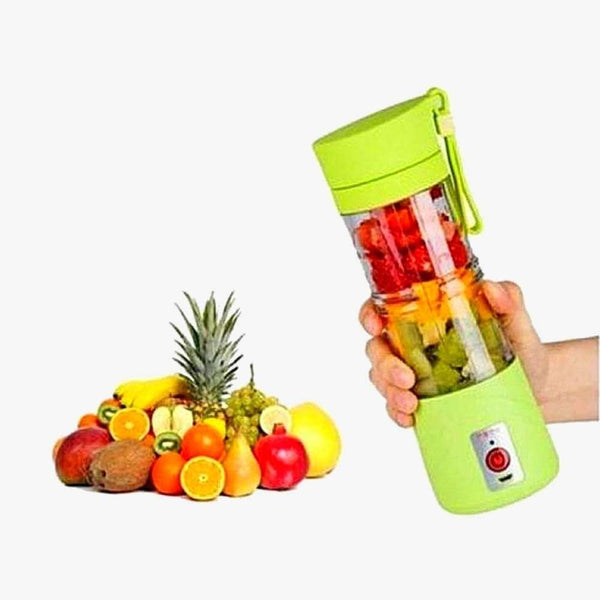 Mixeur de jus portable - Rechargeable