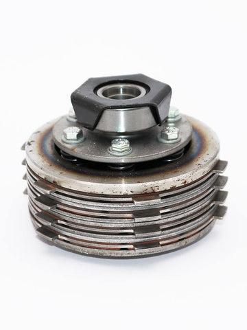 59249802 - Disc Clutch No Bell 6 Springs