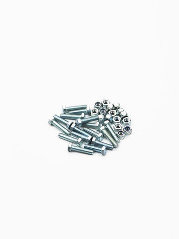 710956 - Set Nuts & Bolts X-Over Blades 20''