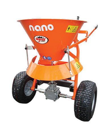 Tracmaster | BCS Two Wheel Tractor Implements | Nano Salt Spreader