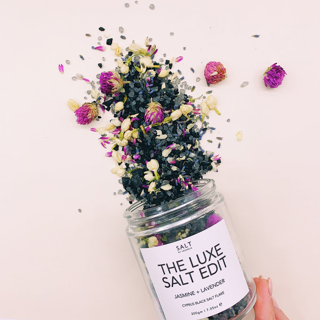 THE LUXE SALT EDIT - CYPRUS BLACK SALT