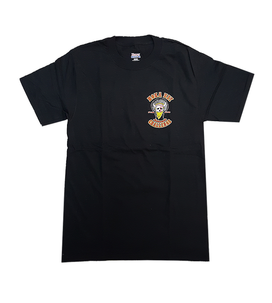 Black Standard Design T-shirt