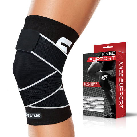 Knee Sleeve w/ Wrap