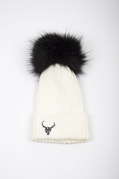 The 'Pom' Beanie - Signature Mini