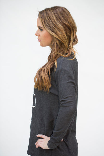 The 'Grayson' Sweatshirt - Just Wing It