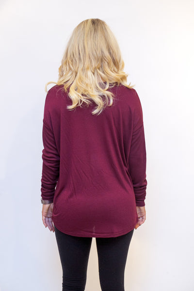 The 'Teddi' Long Sleeve - Make it Pop