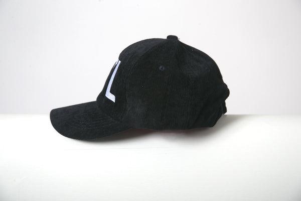 The 'City Love' Hat - Block Corduroy