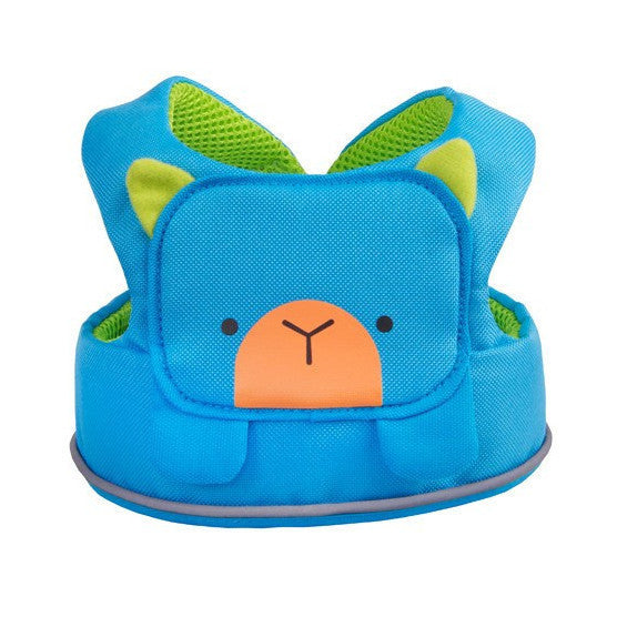 Toddlepak Pink and Blue Bear