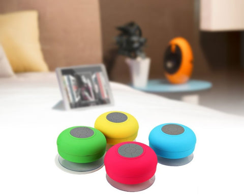 Mini Portable Shower Bluetooth
