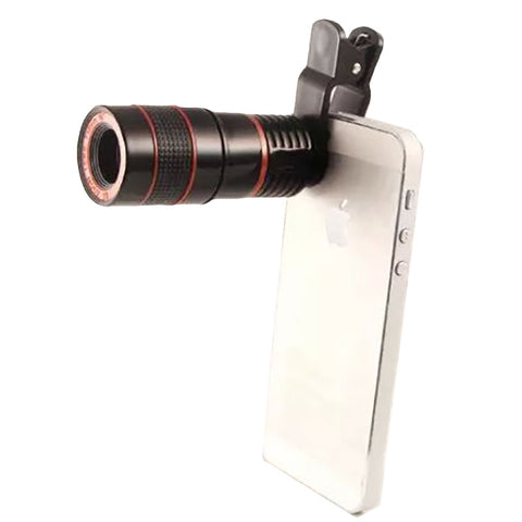 8X/12X Optical Zoom Telescope Camera Len