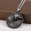Game of Thrones- Jewelry House Stark Wolf