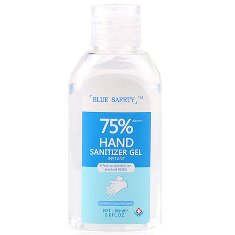 Brandscape 2 Oz. Hand Sanitizer - Generic Label
