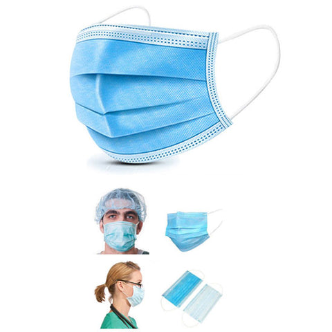 Brandscape 3-Ply Disposable Face Mask