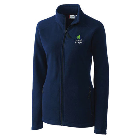 Women's Full-Zip Fleece Jacket <!--B-->