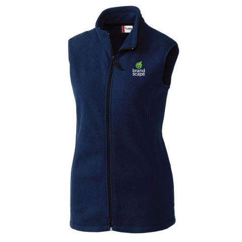 Women's Full-Zip Fleece Vest