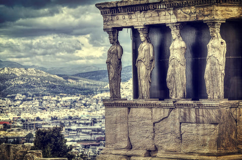 Luxury in ancient Greece