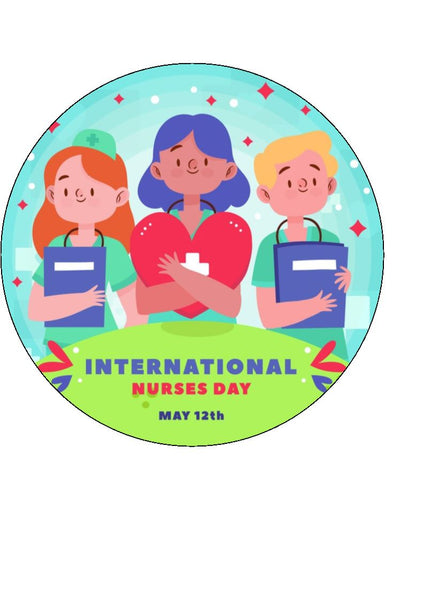 International Nurses Day (12th May)