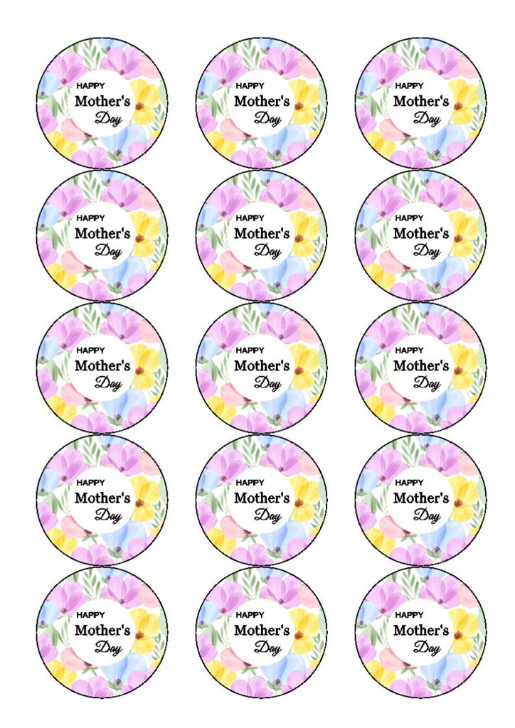 NEW!! Mother's Day - Flowers