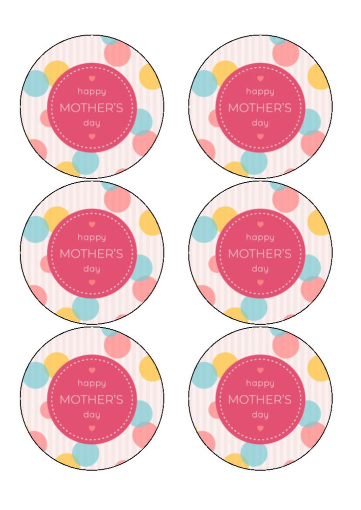 NEW!! Mother's Day - Dotty