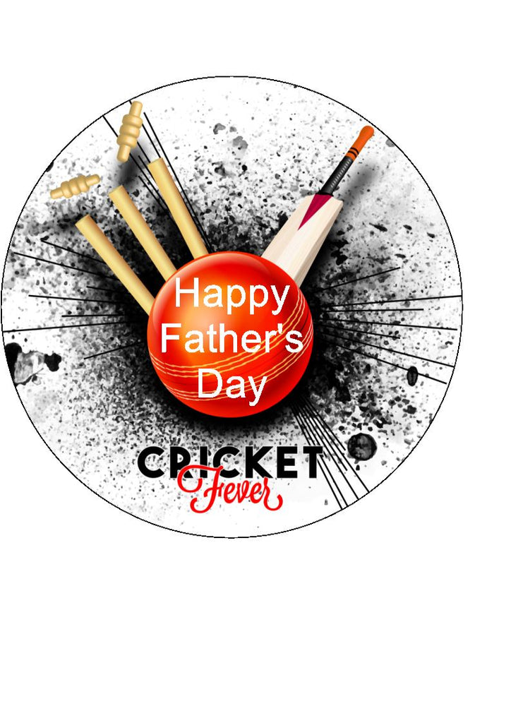 Father's Day - Design 11 - edible cake/cupcake toppers