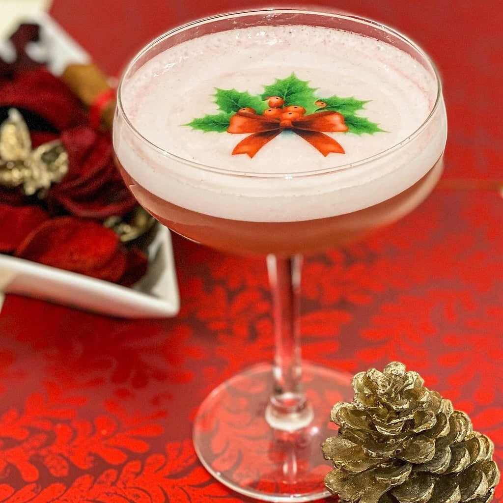 Drink/Cocktail Toppers - Christmas Mix