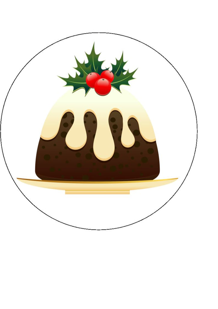 Christmas Pudding - click for other sizes