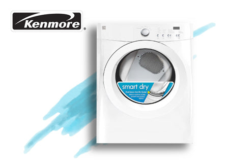 Kenmore dryer in Amsterdam24 Transcend Tiny Homes