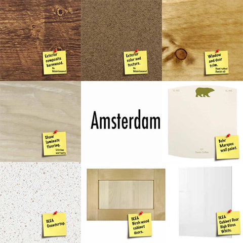 Amsterdam color motif Transcend Tiny Homes