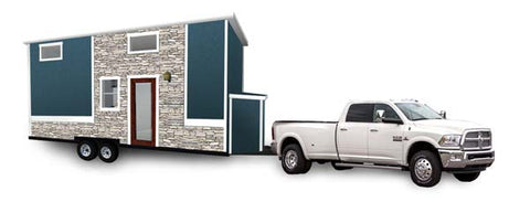 Towing Transcend Tiny Homes