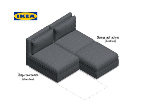 IKEA Vallentuna seating group