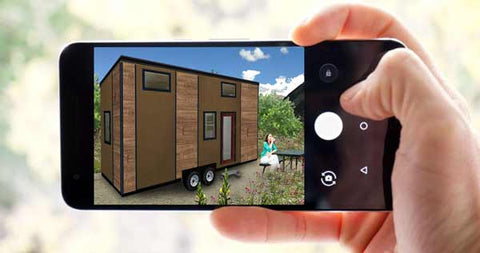 phot upload Transcend Tiny Homes