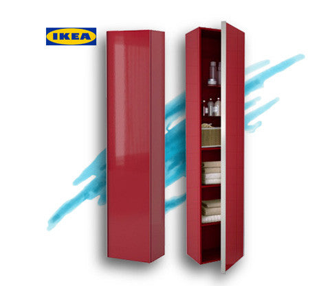 IKEA high cabinet Transcend Tiny Homes