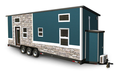 Wayfarer 34 Tiny Home