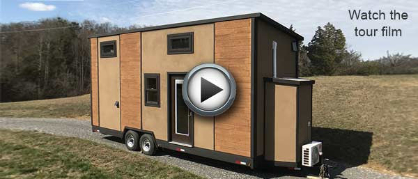 Transcend Tiny Homes - Low Energy Tiny Houses on Wheels for Sale