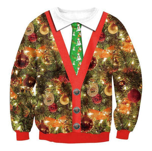 #2 Happy Holidays Merry Christmas Sweater (Women/Men)