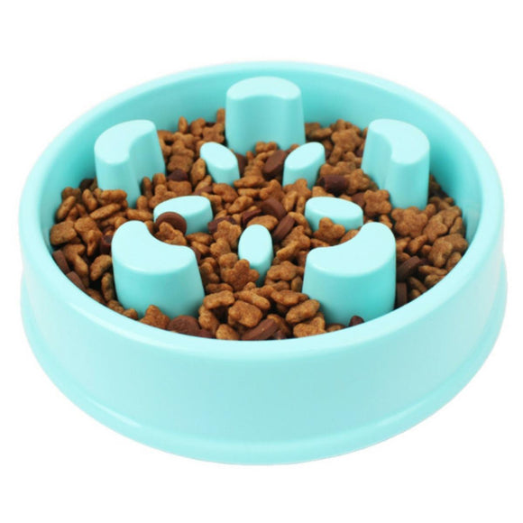 Anti-Choke Pet Bowl