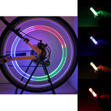 Car Wheel LED Lights (pack Of 4)