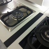 Silicone Stove Gap Cover (2 Pieces)