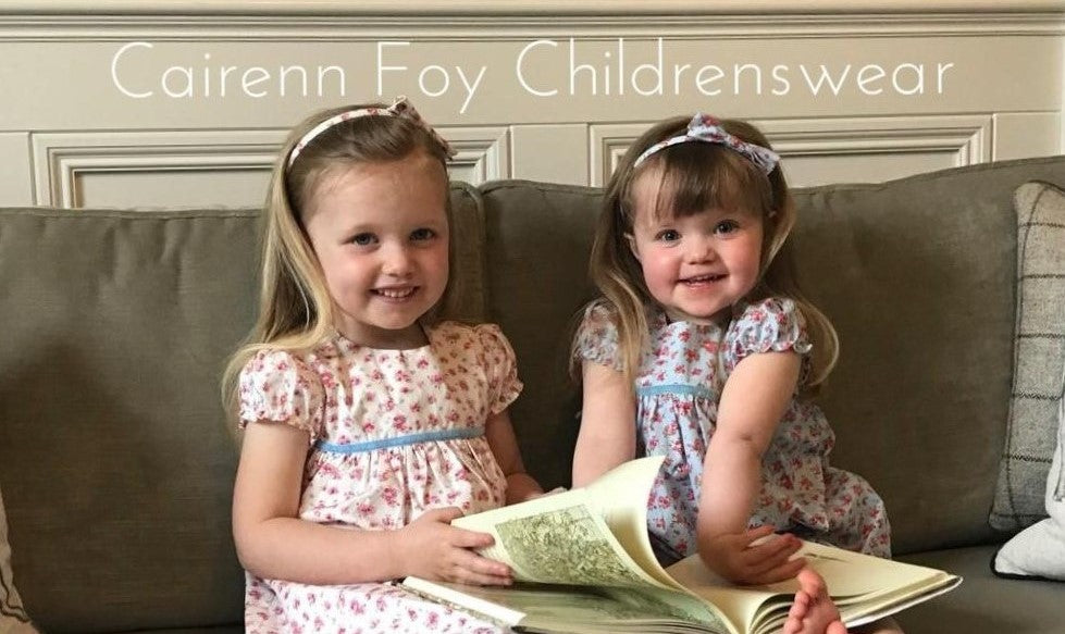 Cairenn Foy Luxury Irish Childrenswear